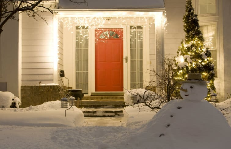 open houses during the holidays