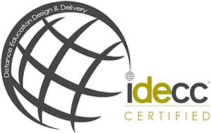 IDECC Certified Logo