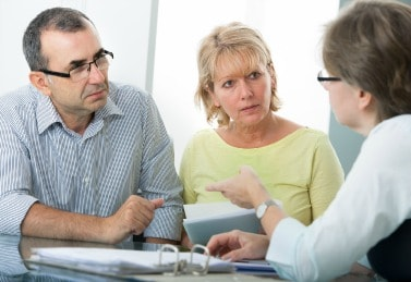 break bad news to real estate clients