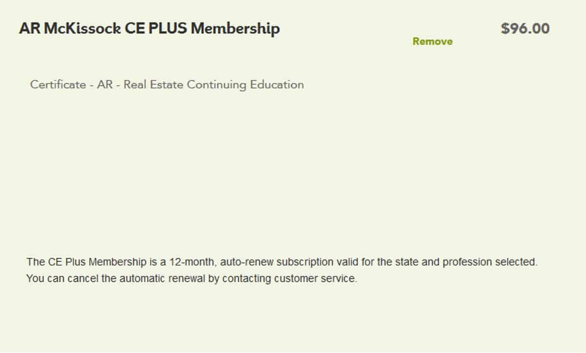 CE Plus Membership