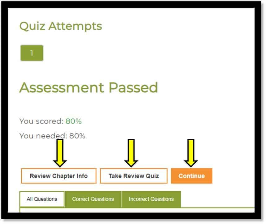 Quiz Attempts