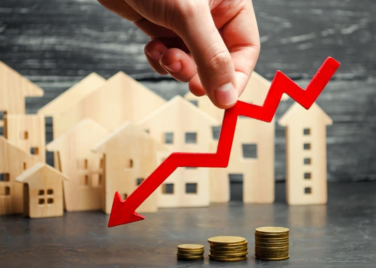 housing price decline