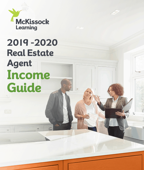 2020-2021 Real Estate Income Guide cover