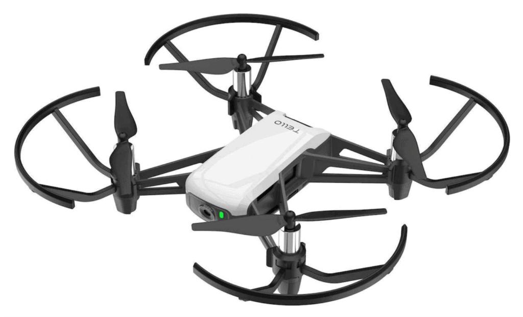 DJI Tello quadcopter drone