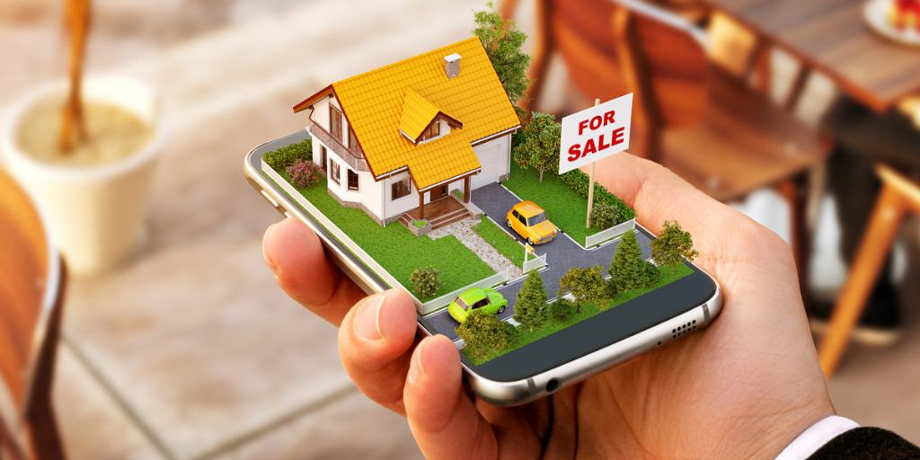 smartphone application for real estate agents