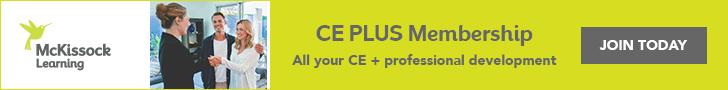 McKissock Learning CE PLUS Membership