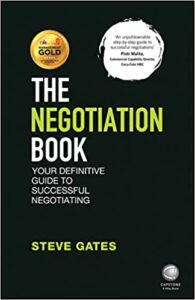 the negotiation book cover