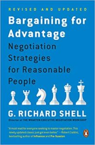 bargaining for advantage book cover