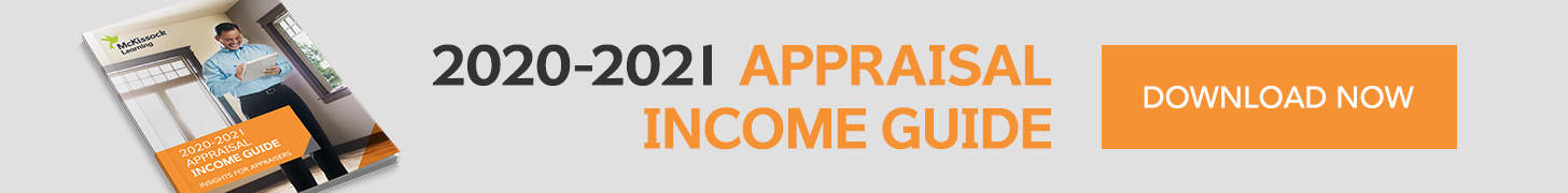 Free Download: Appraisal Income Guide